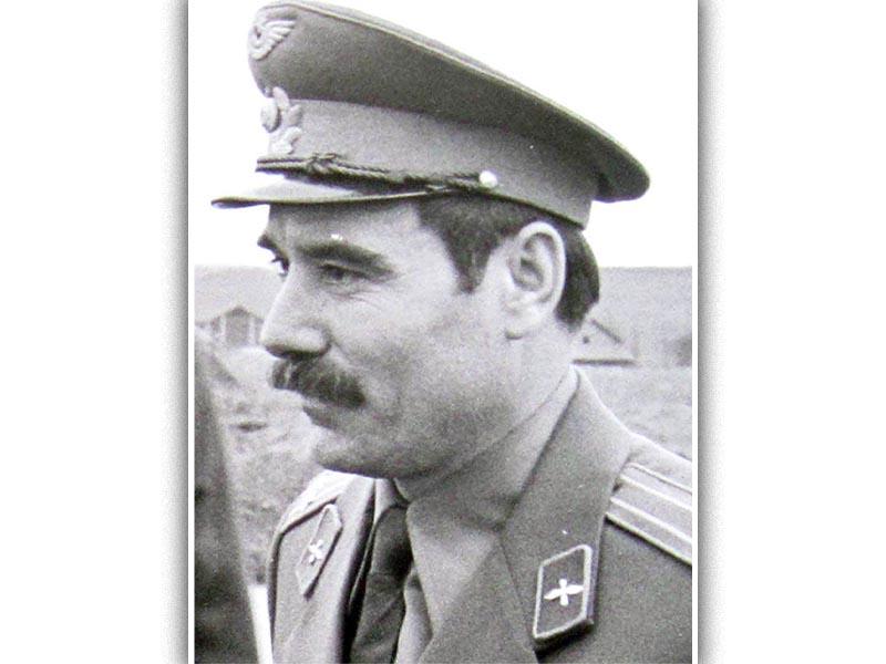 ΕΣΣΔ - Διαστημικό Πρόγραμμα - Σογιούζ 33 - Βουλγαρία - Γιόργκι Ιβάν Αιβάνοφ