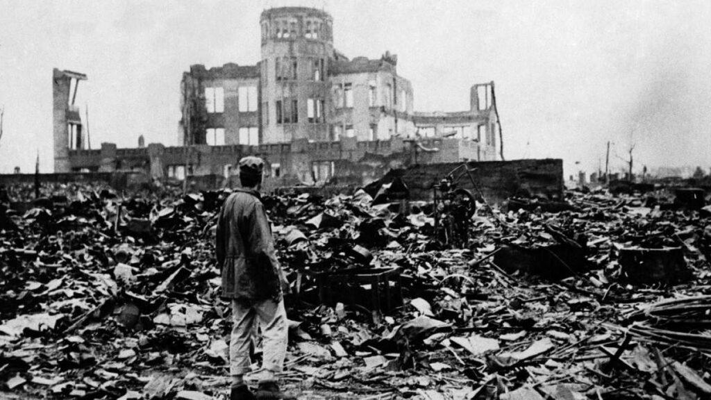 Χιροσίμα, Ιαπωνία - το μοναδικό κτίριο που έμεινε όρθιο μετά τη ρίψη της ατομικής βόμβας από τον Αμερικανικό Στρατό στις 6 Αυγούστου 1945
