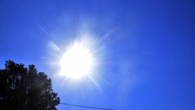 Καιρός- Ηλιοφάνεια