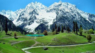 Βουνά-Κάσμιρ-Ινδία-Ιμαλάια