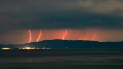 Κεραυνοί, Καταιγίδα