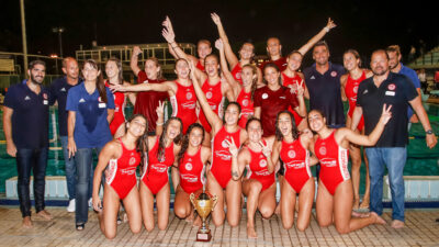 Κύπελο Πόλο Γυναικών 2020: Απόλυτος κυρίαρχος ο Ολυμπιακός