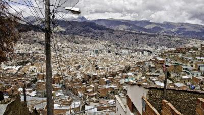 Λα Παζ, πρωτεύουσα Βολιβίας