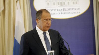 Σεργκέι Λαβρόφ, Υπουργός Εξωτερικών της Ρωσίας