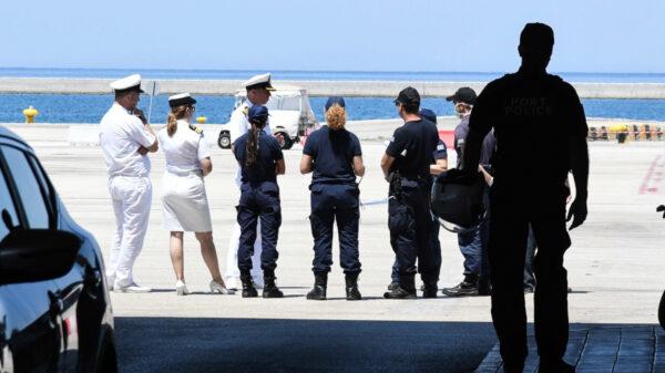 Έλεγχοι από λιμενικούς στο Λιμάνι της Πάτρας