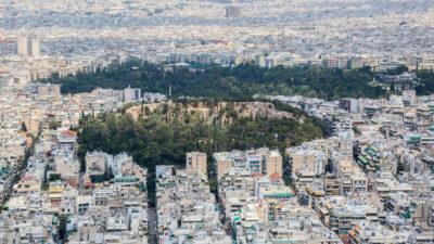 Λόφος του Στρέφη - Αθήνα