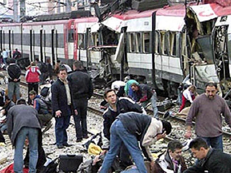 Από τις επιθέσεις στο Λονδίνο