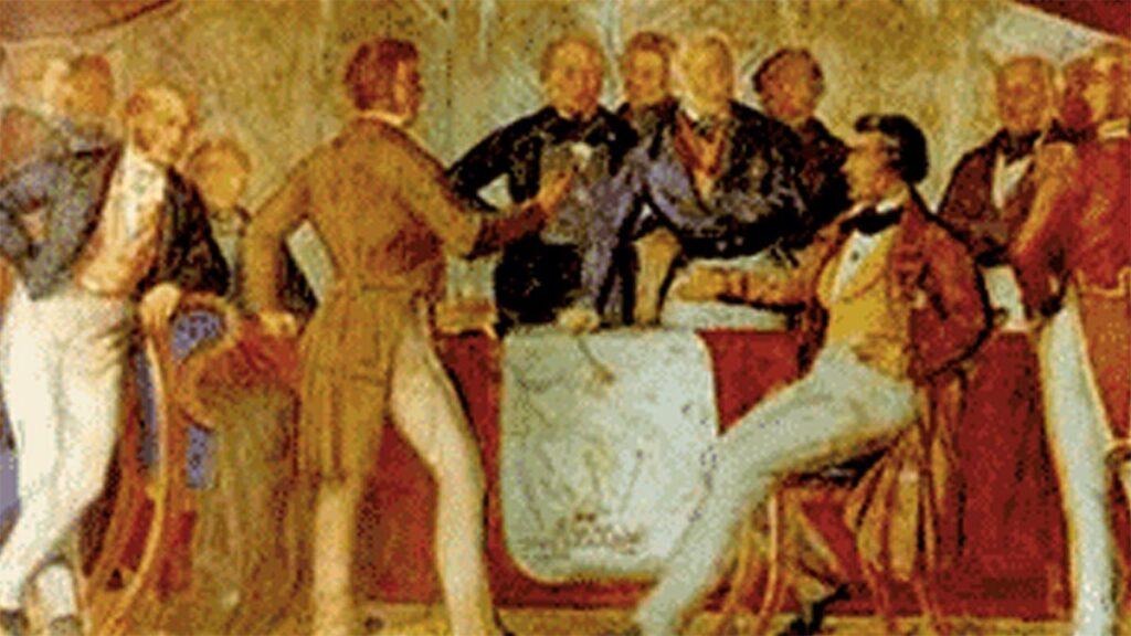 Η διάσκεψη του Λονδίνου που κατέληξε στην ομώνυμη Συνθήκη