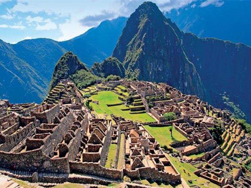 Μάτσου Πίτσου, η «Χαμένη Πόλη των Ίνκας»
