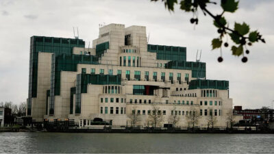 Μυστικές Υπηρεσίες Ηνωμένου Βασιλείου - MI6