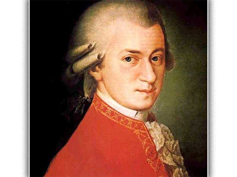 Πορτραίτο του Μότσαρτ