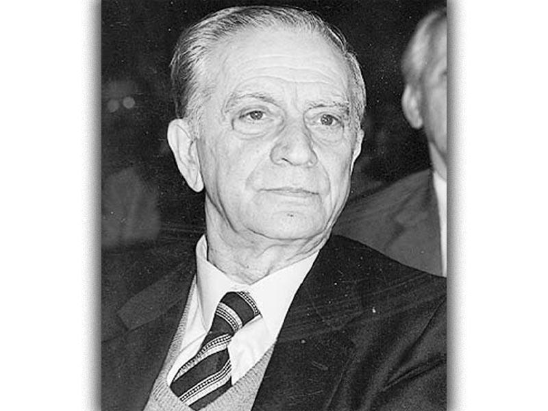 Ο Ν. Καλούδης