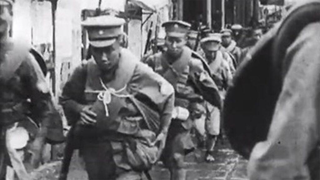 Στρατιώτες του Επαναστατικού Στρατού της Κίνας