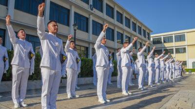 Ορκωμοσία Σημαιοφόρων Πολεμικού Ναυτικού