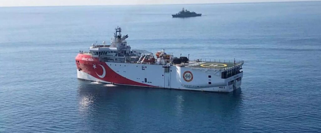 Oruc Reis - Φρεγάτα - Τουρκία