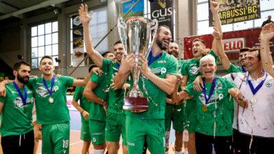Βόλει- Παναθηναϊκός-Volley League