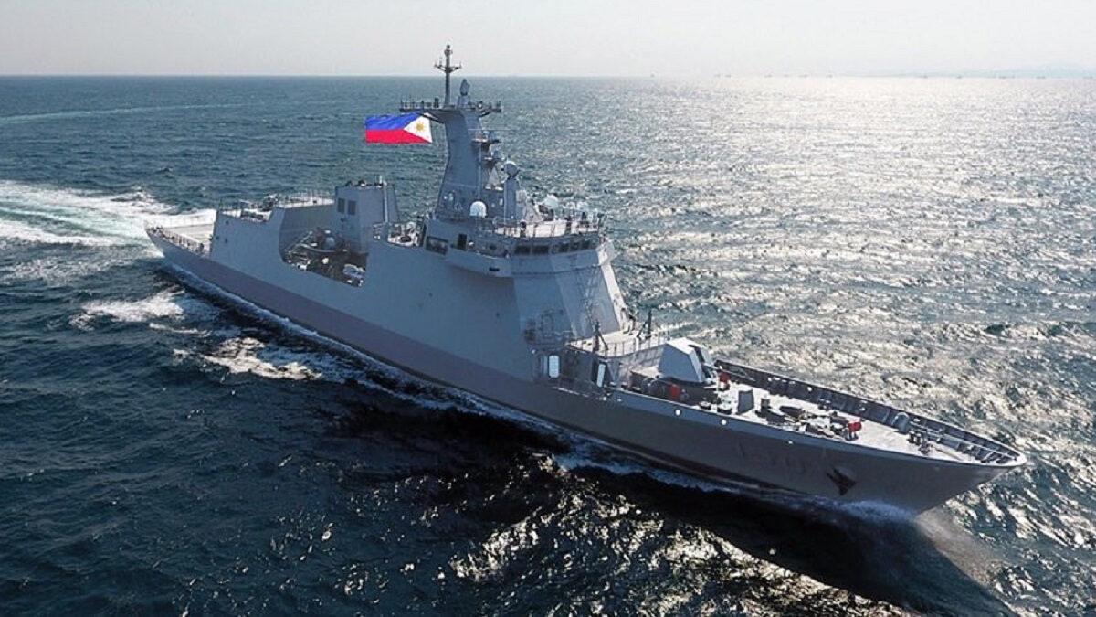 Πολεμικό Ναυτικό Φιλιππίνων Φρεγάτα BRP Jose Rizal (FF-150)
