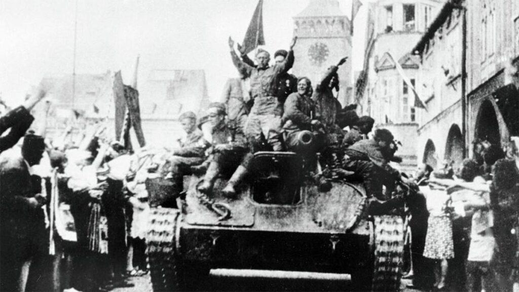 Η απελευθέρωση της Χελμ από τον Κόκκινο Στρατό
