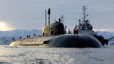 Υποβρύχιο του Ρωσικού Ναυτικού
