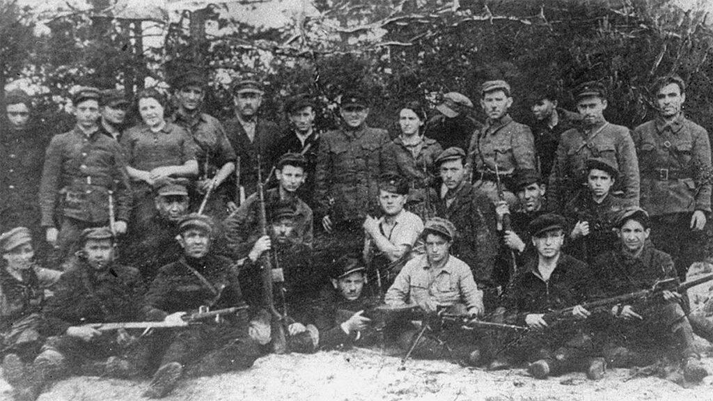 Σέρβοι παρτιζάνοι