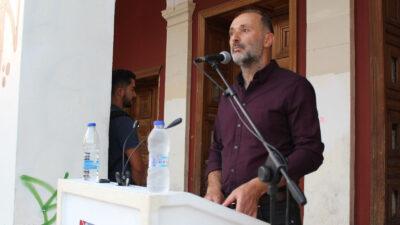 Γρηγόρης Συμεωνίδης, Αντισμήναρχος (Ι) ε.α, Μέλος της Επιτροπής ΕΔ & ΣΑ της ΚΕ του ΚΚΕ