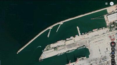 Ναυτική Βάση Ρωσικού Στόλου - Λιμάνι Ταρτούς, Συρία