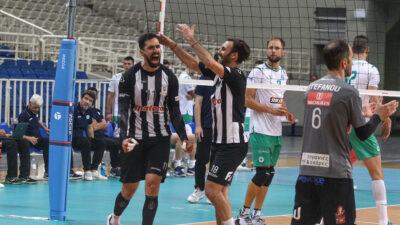 Volley League- ΠΑΟΚ-ΠΑΟ