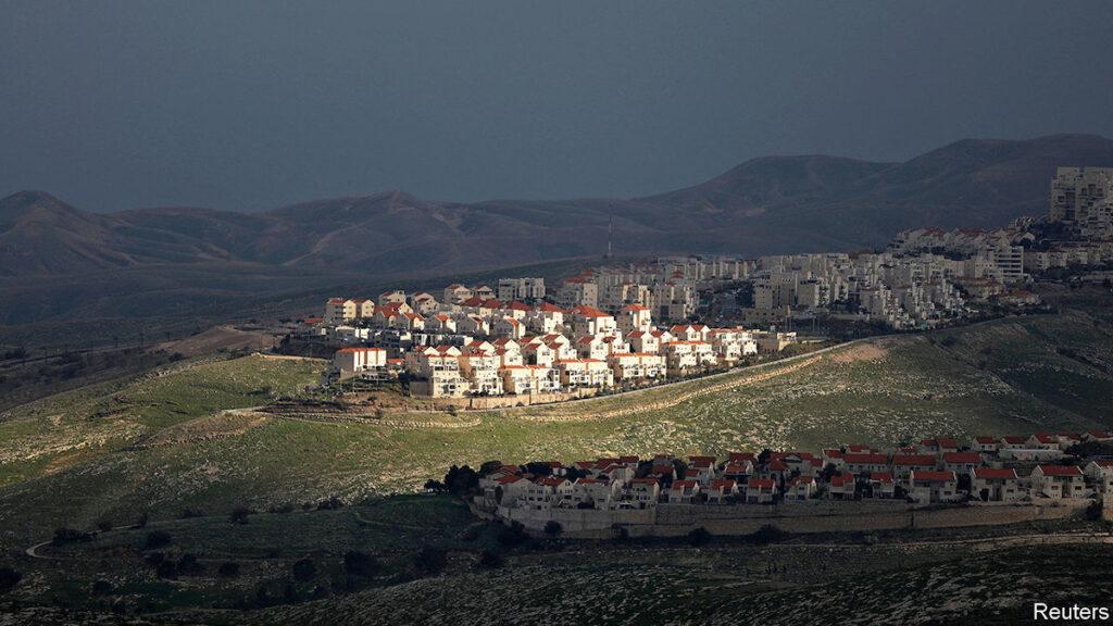 Ισραήλ - Παλαιστίνη - Δυτική Όχθη - Εποικισμοί