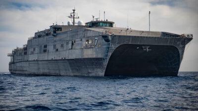 USNS YUMA μεταγωγικό του Αμερικανικού Ναυτικού