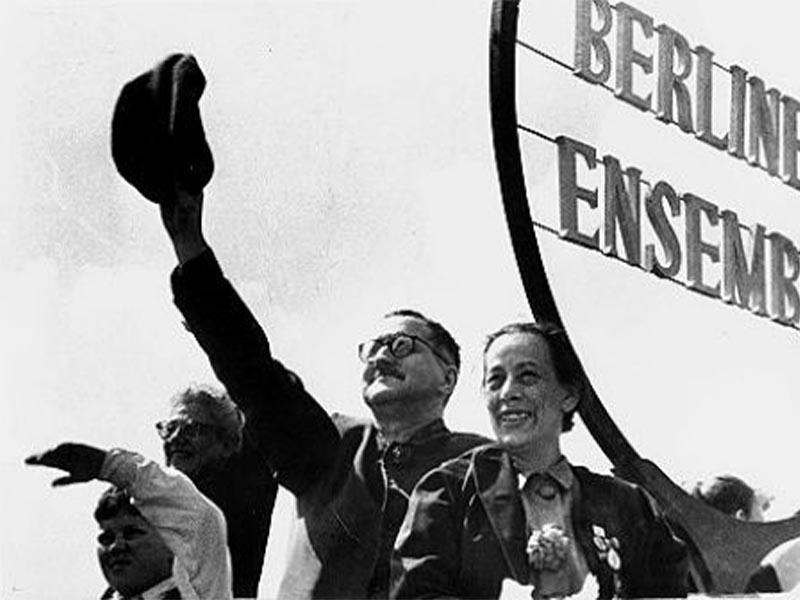Πολιτισμός - Θέατρο - Σοσιαλιστικός Ρεαλισμός - Μπέρτολτ Μπρεχτ