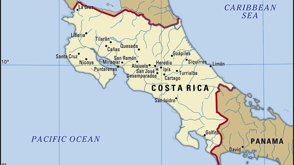 Κόστα Ρίκα - Costa Rica