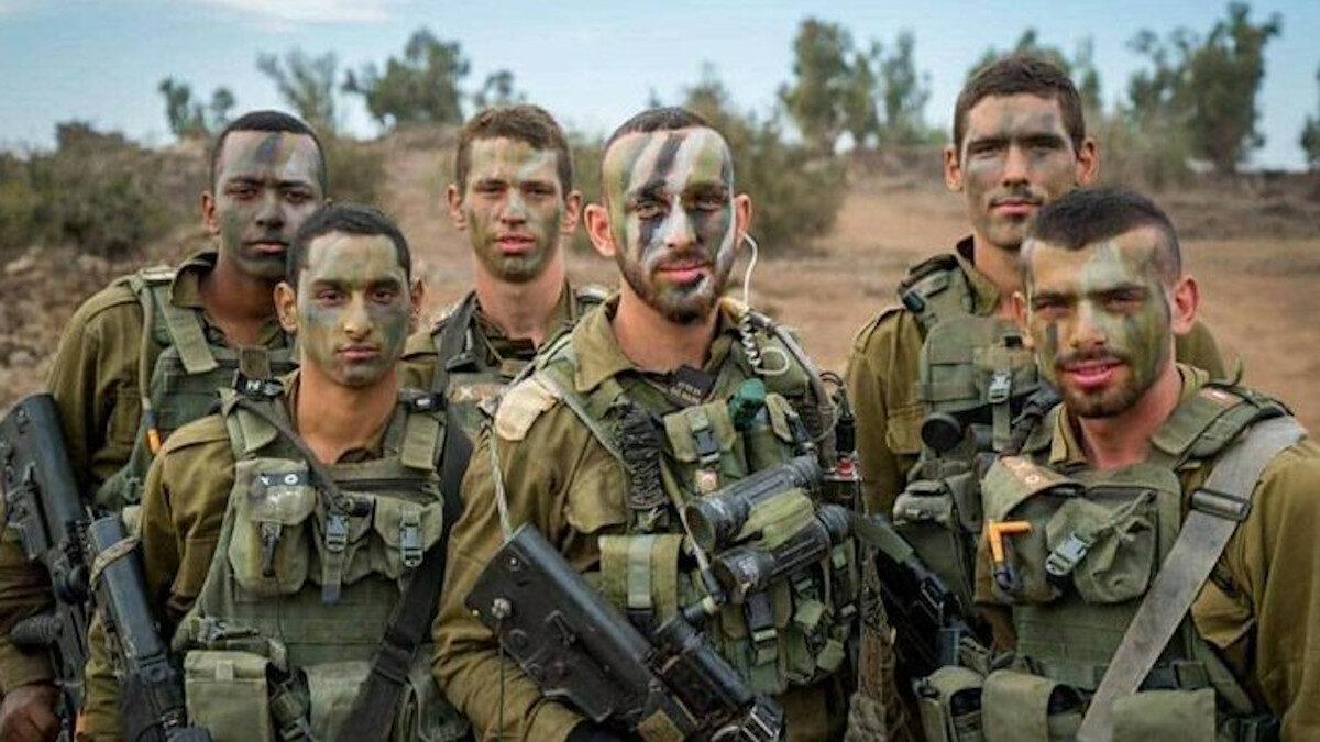 ισραηλινές αμυντικές δυνάμεις