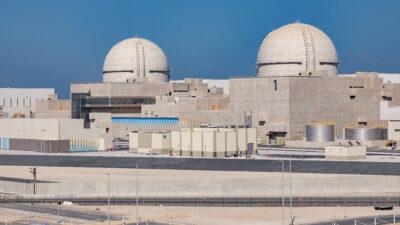ηνωμένα αραβικά εμιράτα πυρηνικό εργοστάσιο