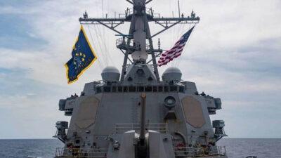 Αντιτορπιλικό του Αμερικανικού Πολεμικού Ναυτικού «USS Mustin