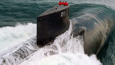 Αμερικανικό Υποβρύχιο USS SEAWOLF (SSN 21