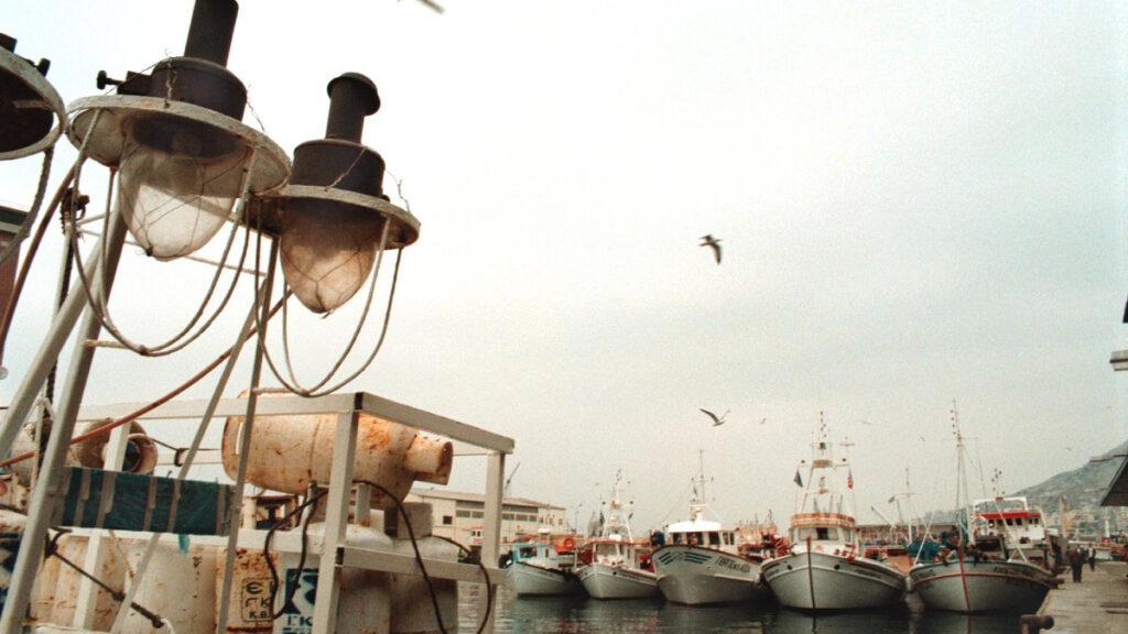 Ψαράδες - Ιχθυόσκαλα Κερατσινίου