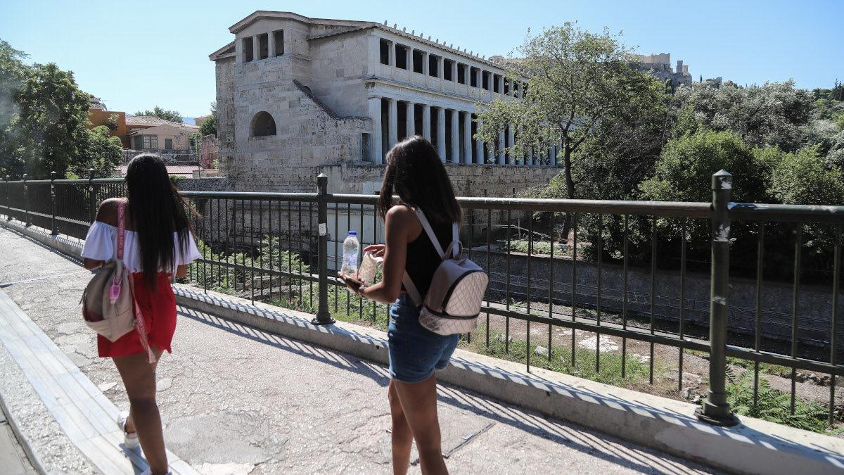 Αθήνα _Θησείο_περίπατος-λιακάδα