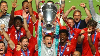 Πρωταθλήτρια Ευρώπης για 6η φορά Μπάγερν Μονάχου - Champions League 2020