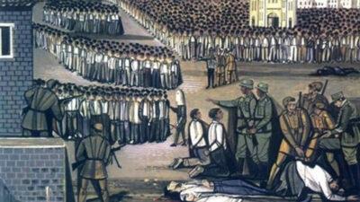 Το «Μπλόκο» της Κοκκινιάς - 17/8/1944 - Χαρακτηκό