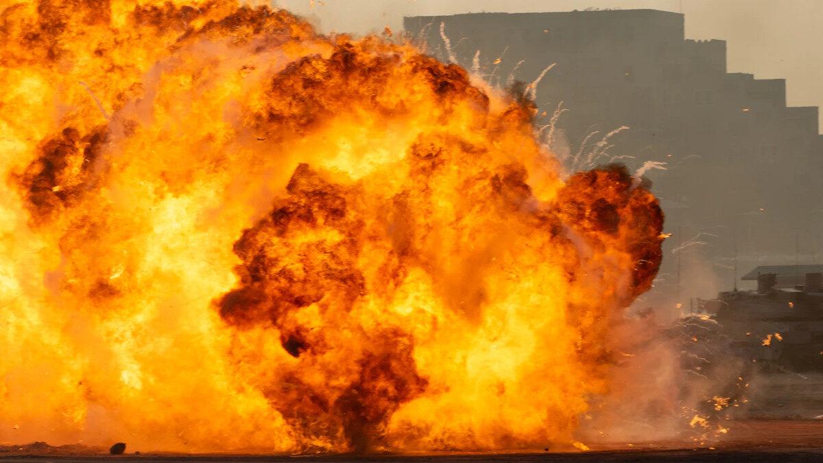 Έκρηξη στην Καμπούλ, Αφγανιστάν έξω από στρατιωτική βάση
