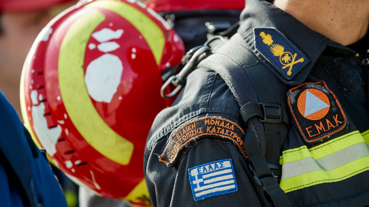 Ειδική Ομάδας Αντιμετώπισης Καταστροφών (ΕΜΑΚ) - Πυροσβεστικό Σώμα