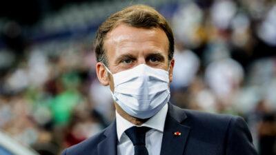 Μ. Μακρόν, Πρόεδρος της Γαλλίας