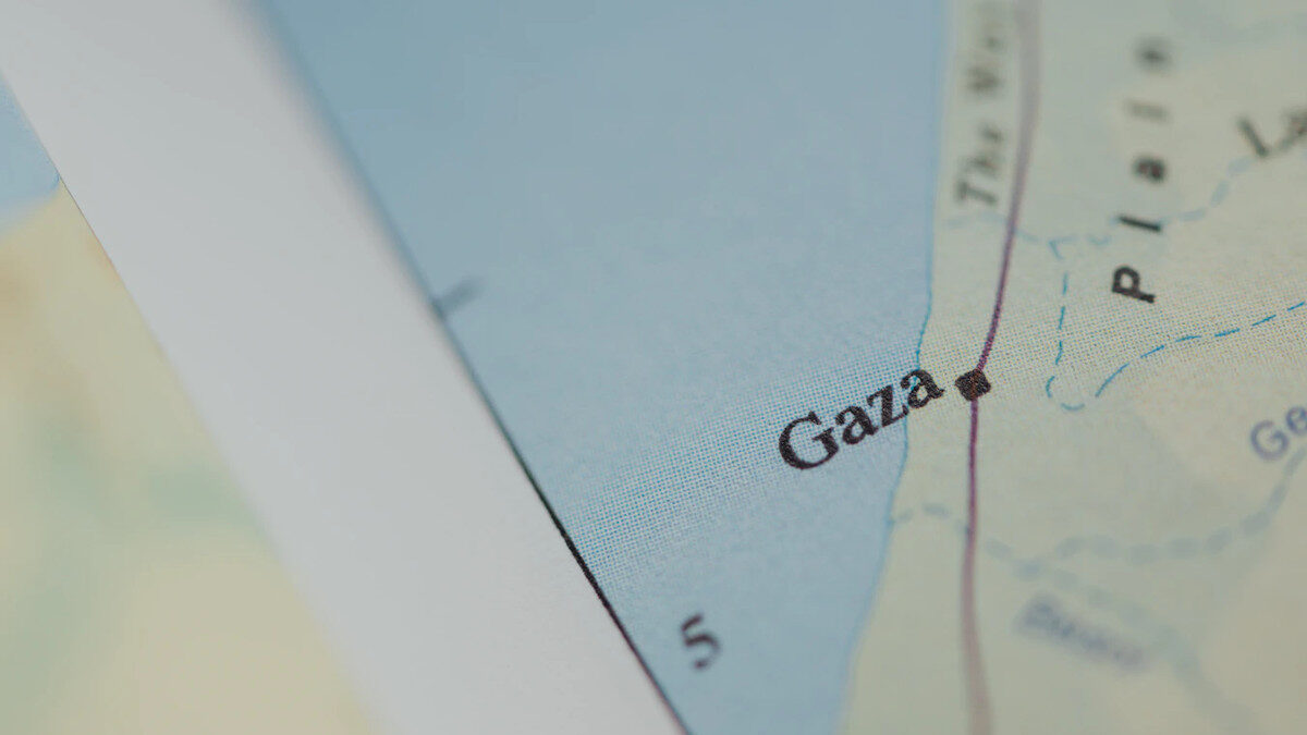 Παλαιστίνη - Λωρίδα της Γάζας - Gaza
