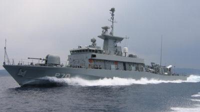 Πλοίο του Πολεμικού Ναυτικού Τορπιλάκατος Γρηγορόπουλος P70