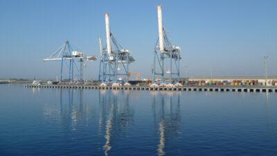 Λιμάνι της Λεμεσού - Κύπρος