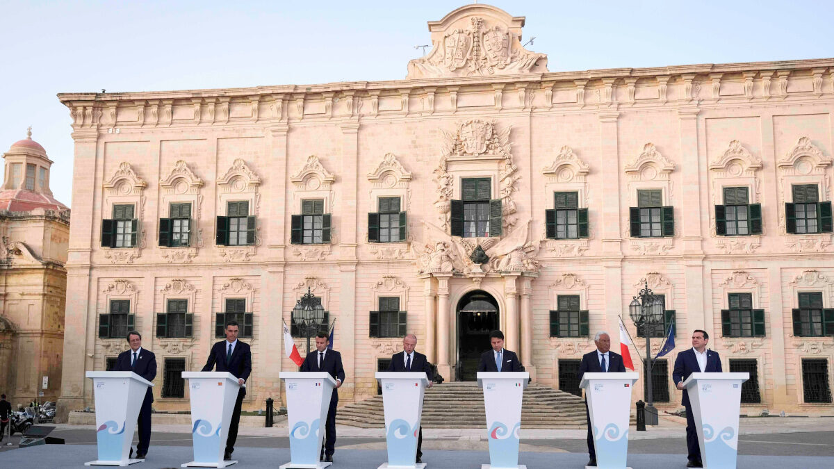 6η Σύνοδος των Χωρών του Νότου της ΕΕ (Southern EU Countries Summit), την Παρασκευή 14 Ιουνίου 2019, στην Βαλέτα της Μάλτας