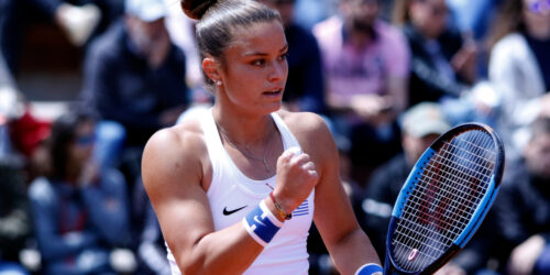 Μαρία Σάκκαρη - Τένις - Αντισφαίρηση