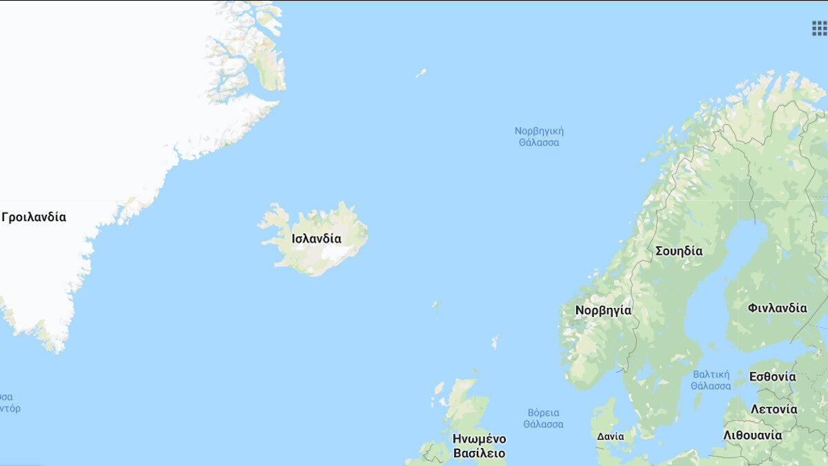 Νορβηγική Θάλασσα