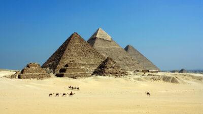 Αίγυπτος- Πυραμίδες