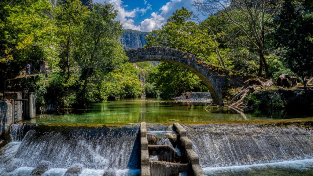 Ράφτινγκ στον ποταμό Βοϊδομάτη - Φαράγγι Βίκου - Ήπειρος